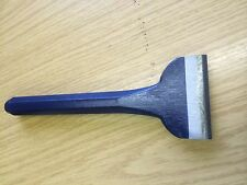 "JPJ TOOLS SHEFFIELD 4"" STONE MASONS PITCHING CHISEL"