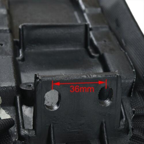 Plastics Fairing Fender Kit Flat Seat CRF50 SSR XR50 Thumpstar Dirt Bike Black