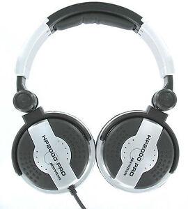 Profi-DJ-KOPFHORER-JB-Systems-HP-2000-Studio-Monitor-stereo-Ohrhoerer-faltbar-NEU