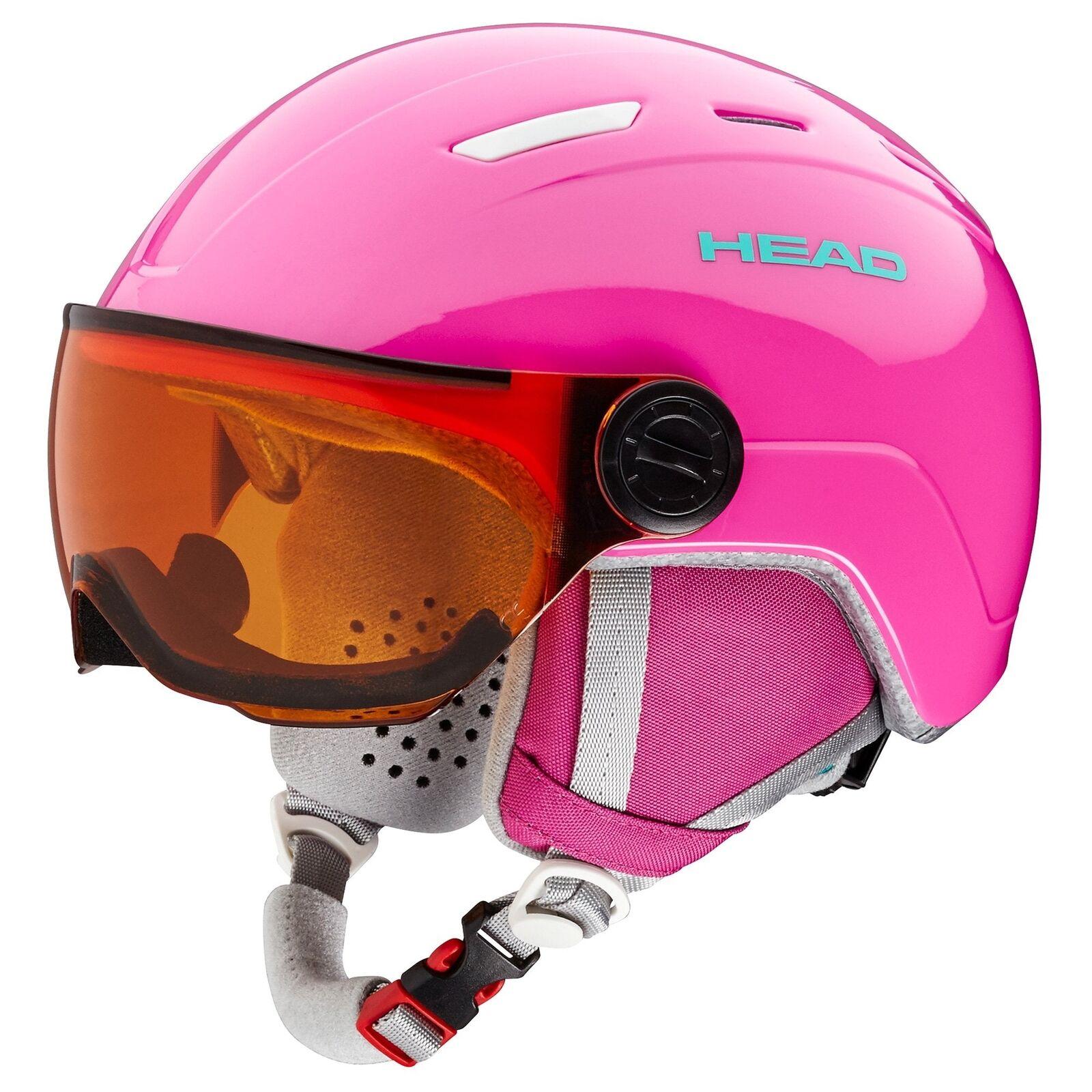 Head Maja Visor Junior Ski Helmet
