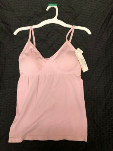 Gilligan O/'Malley Women's Cami Sleepwear with Removable Pads