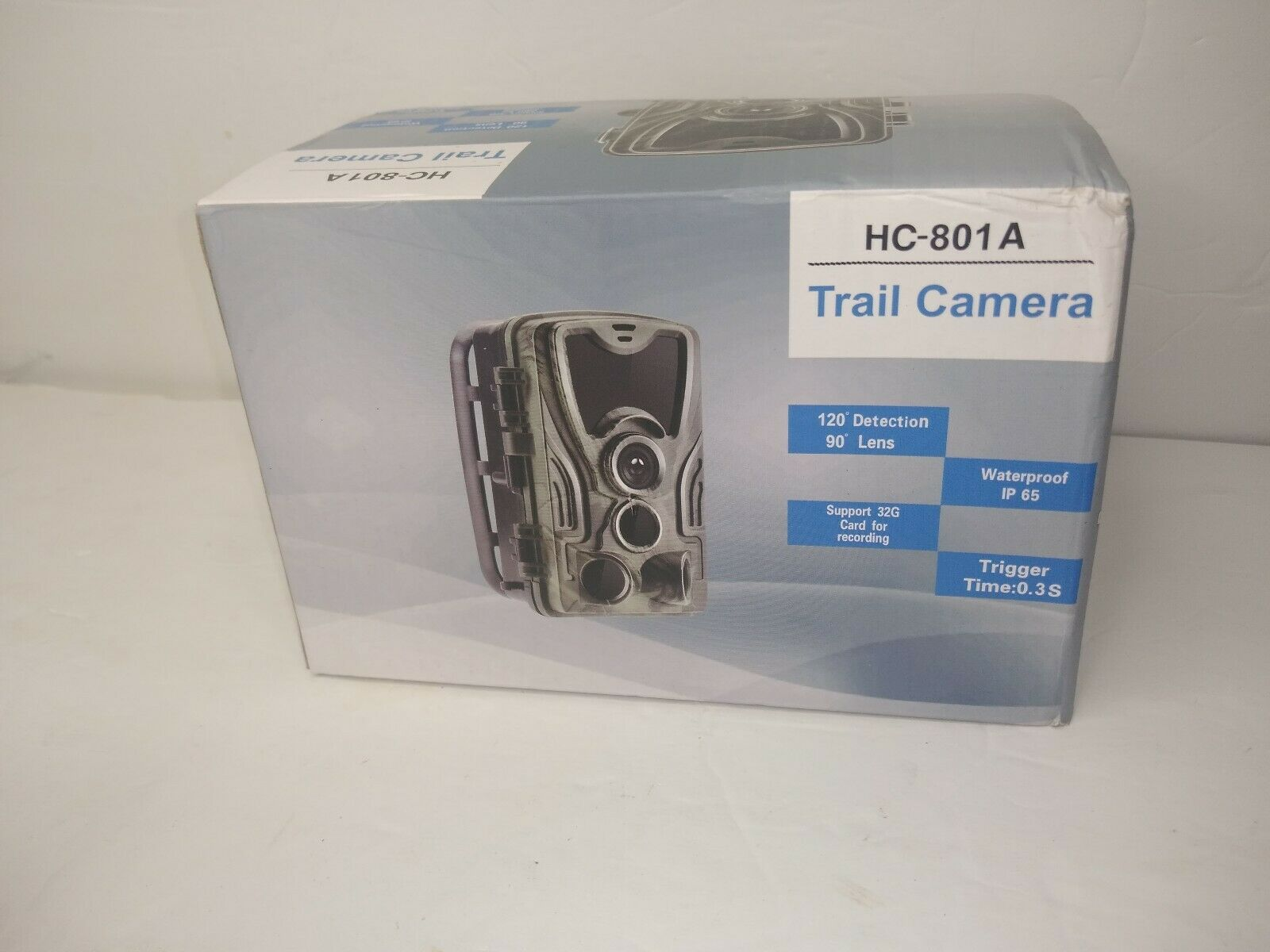 Game Trail Camera HC-801A - 120 Detection, Waterproof, Fast  trigger, 1080P - NEW  high quality & fast shipping