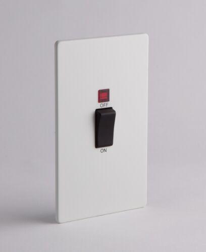 Designer Prises et Interrupteurs-Noir et Blanc