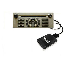 Bluetooth-USB-SD-Adapter-MP3-RD4-passend-fuer-Peugeot-207-307-CC-SW-CD-Wechsler