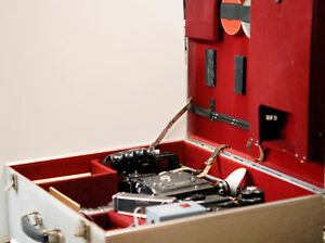 CAMERA PAILLARD BOLEX H16 EBM Electric - 16 mm - Circa 1981'- quasi neuve-R2464