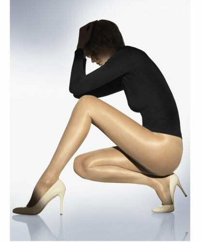 """Brand New Wolford /""""Satin Touch 20/"""" Tights"""