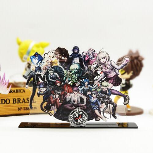 Danganronpa V3 group family acrylic stand figure toy game kaede monokuma