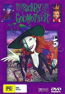 image is loading scary godmother magical halloween spooktacular kids animation dvd