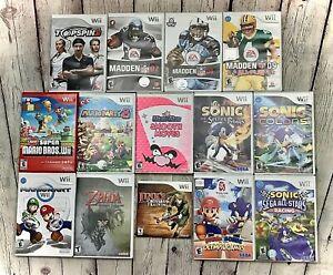 Lot-Of-Wii-Games-Nintendo-Wii-Wii