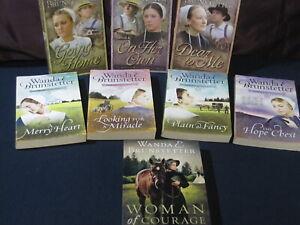 Details about Brunstetter - Set of 8 Novels - Incl  Shipping!
