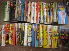 34 Original US MAD Taschenbücher - Don Martin - Spion & Spion - Jaffee -