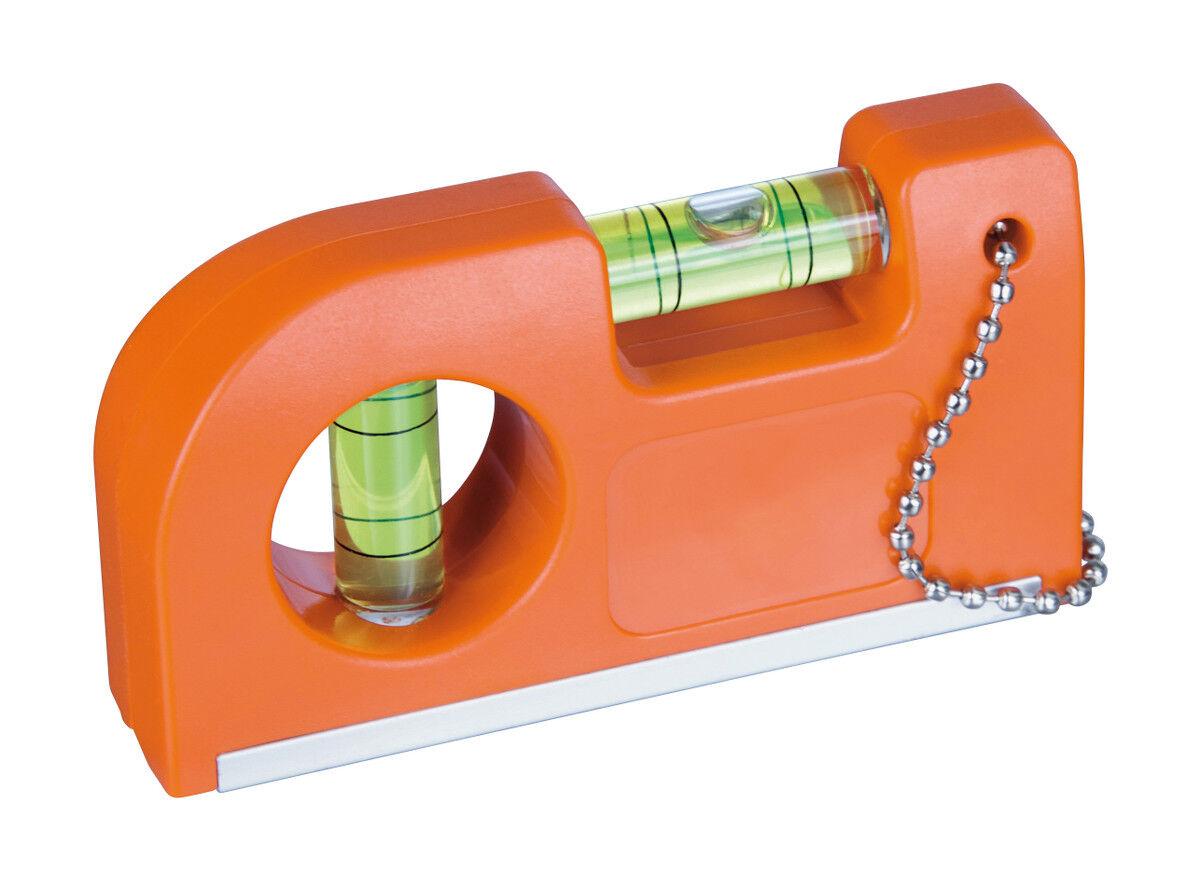 Wasser Balance Magnetischen Magnetische Mini Libelle Wasserwaage Acrylglas Neu
