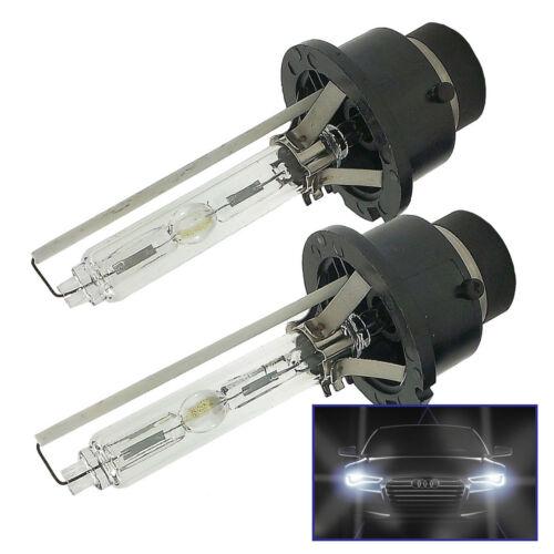 2x HID Xenon Headlight Bulb 4300k White D2S Fits Opel AMD2SDB43VA