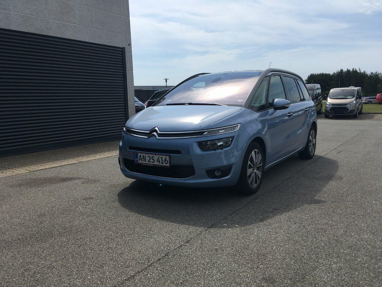 Citroën Grand C4 Picasso 1,6 e-HDi 115 Intensive