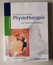 Physiotherapie 1. Theorie und Befundung von Regina Groza-Nolte