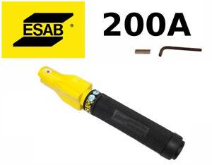 Electrode Holder 300Amps Copper Head Stick Holder MMA ARC Electrode Stick Hol...