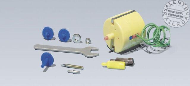 Faller 180629 Moteur Pour Accessoires Plastique Rail 12-16V 60mA
