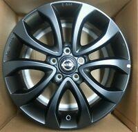 Genuine Nissan 2011 2012 2013 2014 2015 Juke Matte Black 17 Wheel Color Studio