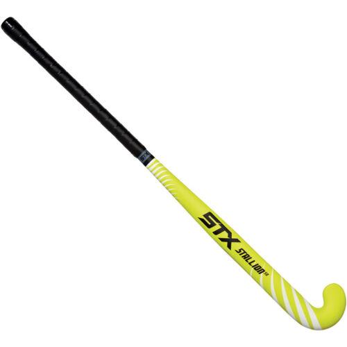 Yellow STX Stallion 50 Field Hockey Stick Black NEW