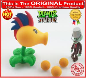 Le piante Vs Zombie Garden Warfare Plush GIOCATTOLI Figure Bambini CERBOTTANA giocattolo arancione