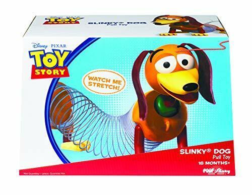 JP Toy Story LNT03000 Jouet Story 4 Slinky Dog Figure
