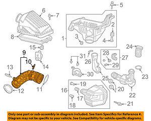 tsx engine diagram acura honda oem 04 05 tsx air cleaner intake duct hose tube  tsx air cleaner intake duct hose tube
