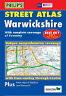 Philip's Street Atlas Warwickshire by Octopus Publishing Group (Paperback, 2006)