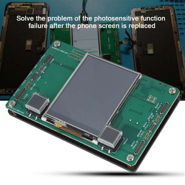 Ambient Light Sensor >> 3in1 Als Ambient Light Sensor Programmer For Iphone X 8 8p Lcd Screen Repair Th