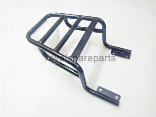 Royal Enfield Rear Luggage Rack Carrier Black For GT Continental 650