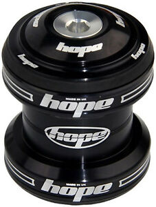 Hope-Conventional-Headset-1-1-8-034-MTB-XC-AM-Enduro-DJ-Black-Brand-New