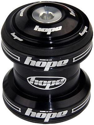 "Hope Conventional Headset 1-1//8/"" MTB XC AM Enduro DJ Black Brand New"
