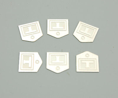For Danish Chests handles scale Truck 1/14, 6 pieces