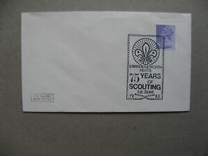 UK-GB-ENGLAND-cover-1983-spec-canc-sawbridgeworth-75th-ann-scouting