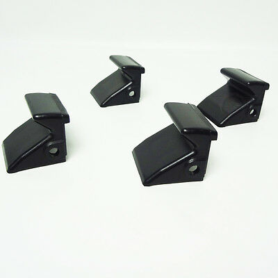 4pcs Car Tyre Tire Changer Rim Clamp Jaw Cover Wheel Protector Guard Tool 70mm