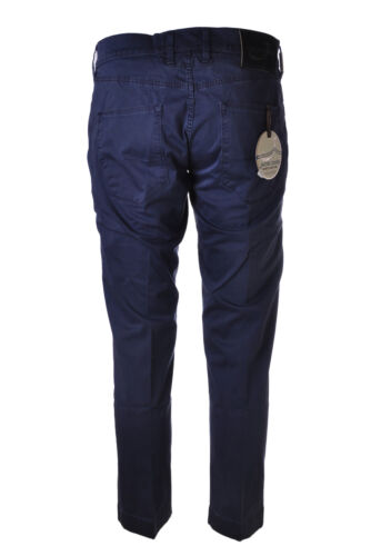 Man Blue Jacob Cohen 4907308I191348 Pants-Pants