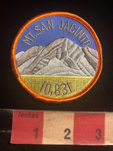 00XE California Mountain SAN JACINTO 10,831 Patch NOT The Original Version