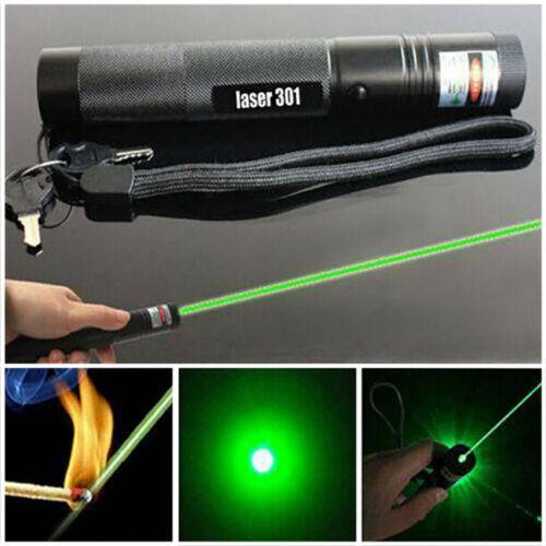 900Mile Laser Pointer Pen Green 532nm 303 Light Visible Beam Lazer High Power