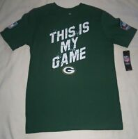 Nfl Green Bay Packers Hall Of Fame T-shirt - Size Youth Xl / Adult Small -