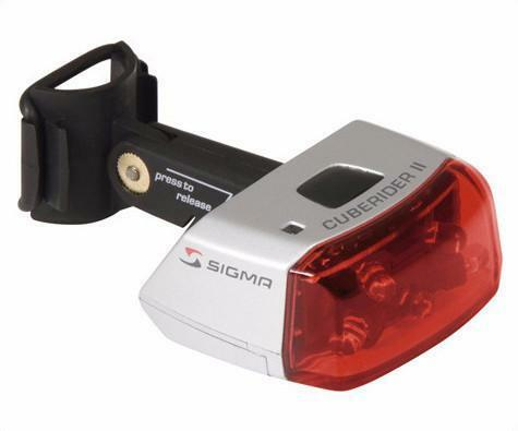 Sigma Sport Cuberider Ii Rear Light Bike