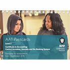 AAT Control Accounts, Journals and the Banking System: Passcards by BPP Learning Media (Spiral bound, 2015)