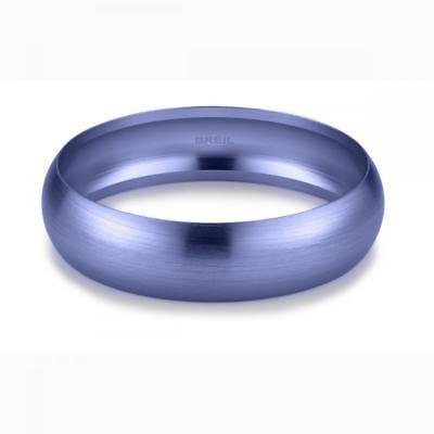 Bracciale Rigido Donna BREIL SECRETLY THIN TJ1239 Misura L Alluminio Lilla
