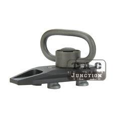 Tactical KeyMod Modular Direct Attachment Quick Detach QD Sling Swivel Mount
