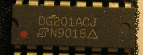 DG201CJ Integrated Circuit DIP16