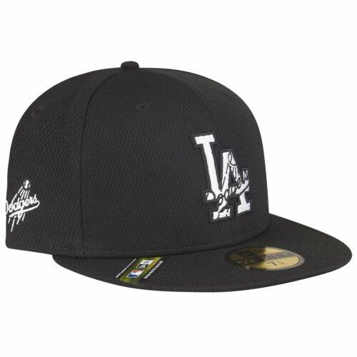 New Era 59Fifty Cap BATTING PRACTICE LA Dodgers