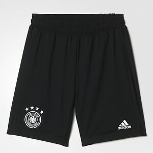Details zu DFB Short TRG Hose Trainingshose kurz schwarz Kinder