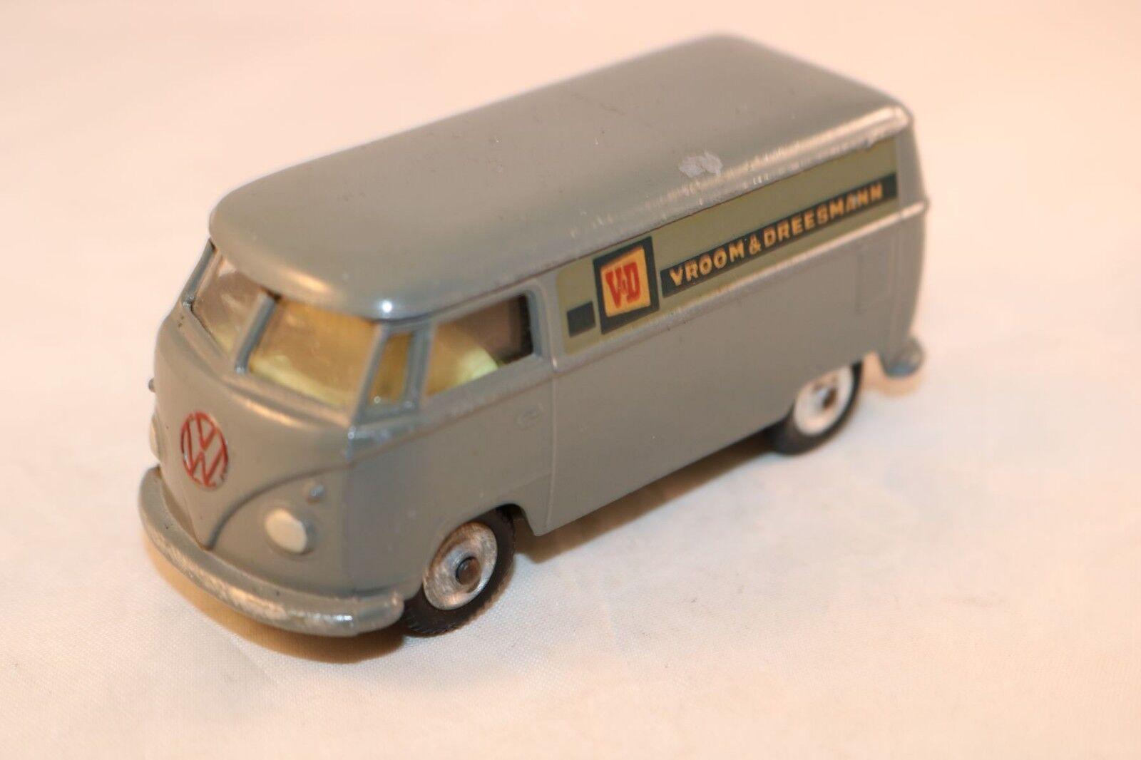 Corgi Toys 433 Volkswagen Delivery Van  PROMOTIONAL  V&D  very scarce