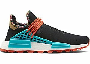 dirt cheap top brands various colors Details about Adidas x Pharrell NMD Human Race Inspiration Pack Black Blue  Orange EE7582