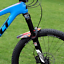 MTB-Avant-Garde-boue-rideguard-PF1-Mountain-Bike-Fender-Plastique-Recycle-UK-Made miniature 9