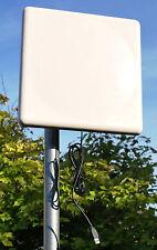50dBm Long Range WiFi Booster USB Wireless N Antenna 802.11N Windows MAC Beini
