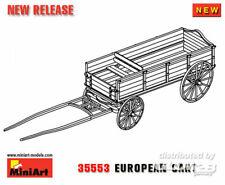 MiniArt 35553 Europäisches Fuhrwerk in 1:35